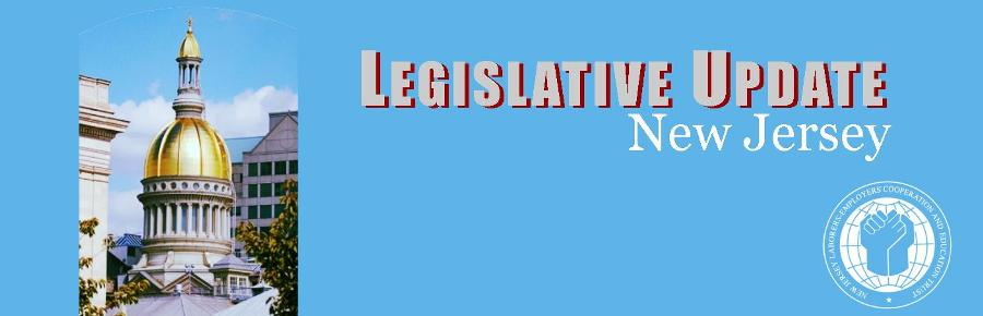 NJ LECET Legislative Update